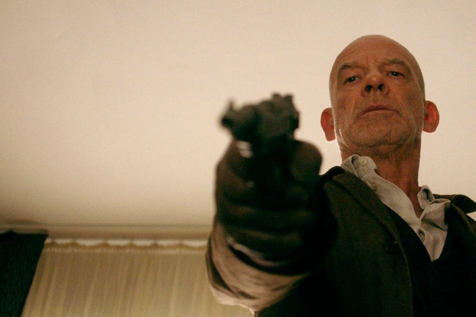 Kainer (Martin Wuttke) kann auch ziemlich rabiat werden.