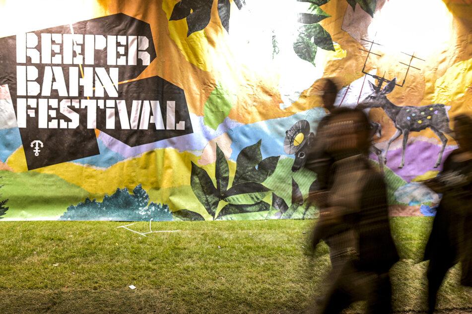 Das Reeperbahn-Festivals lockt normalerweise Zehntausende Zuschauer an.