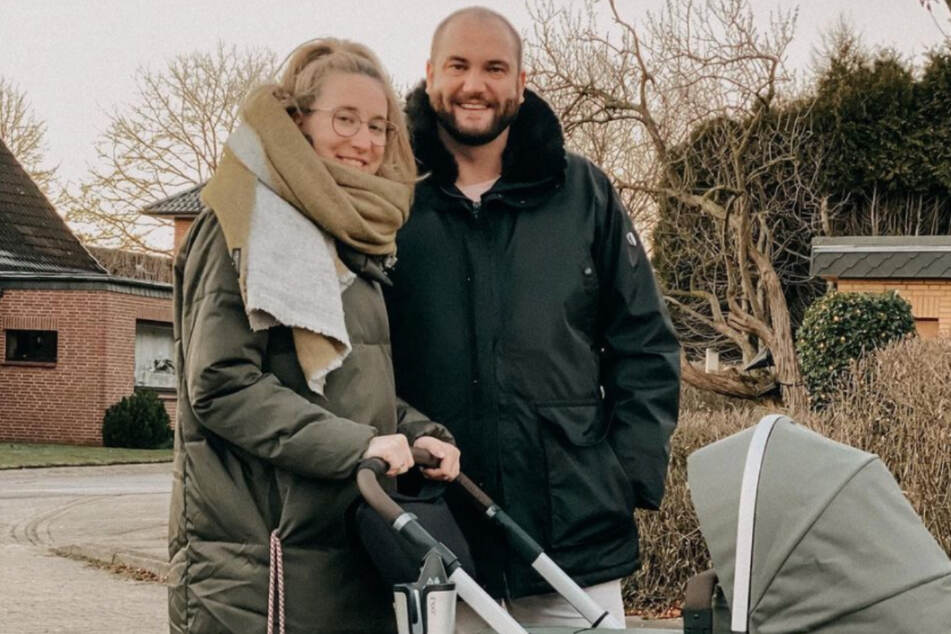 Melissa und Philipp wollen erst nach der kirchlichen Hochzeit den gleichen Nachnamen tragen.