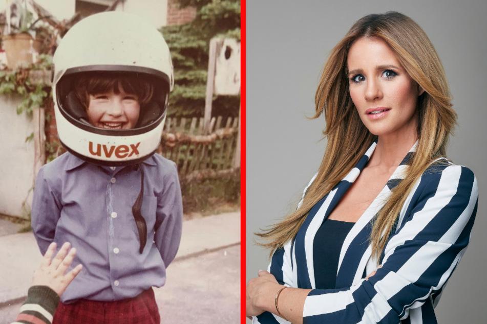 """Heute sieht Mareile Höppner (43) definitiv nicht mehr aus wie ein Junge, sondern führt täglich elegant gekleidet durch das ARD-Boulevardmagazin """"Brisant""""."""