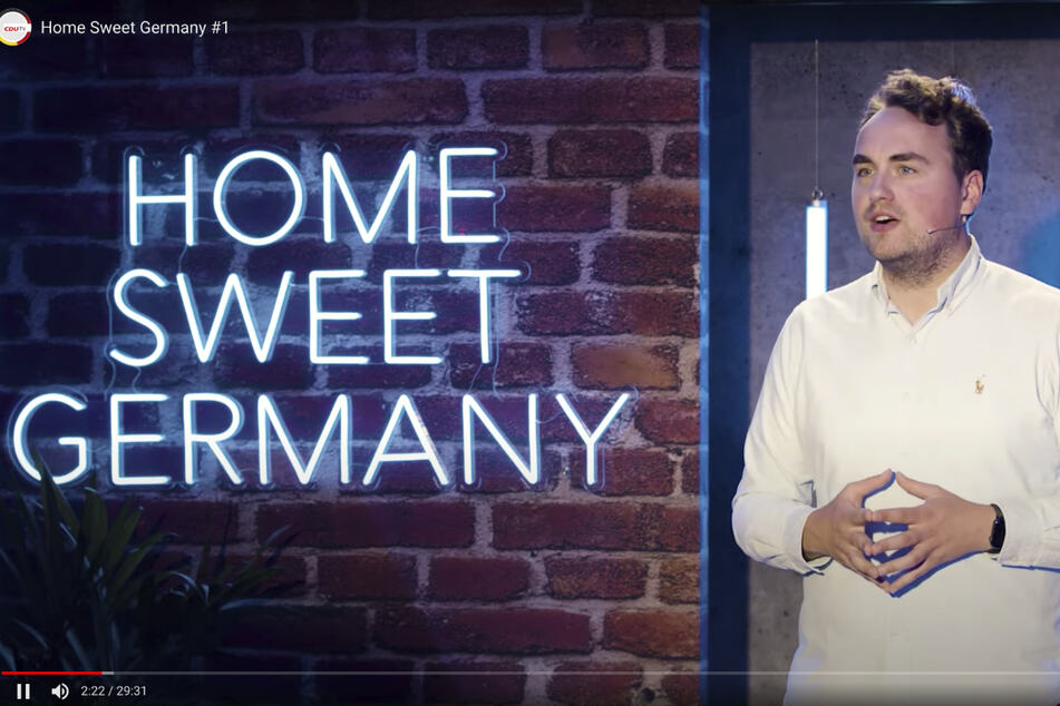 Mit Moderator Fabian will die CDU im Wahlkampf ein junges Publikum erreichen.