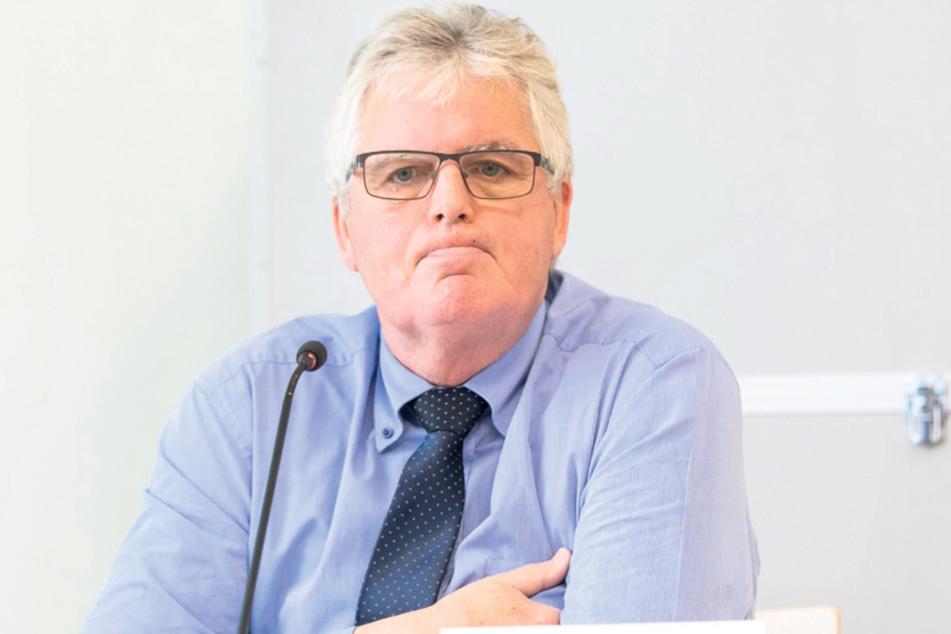 Der Görlitzer Landrat Bernd Lange (64, CDU) hat in Berlin und Brüssel um Hilfe gebeten.