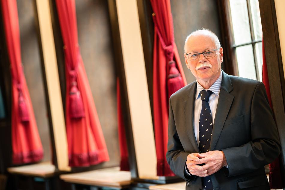 Ulrich Mäurer (SPD), Innensenator von Bremen.