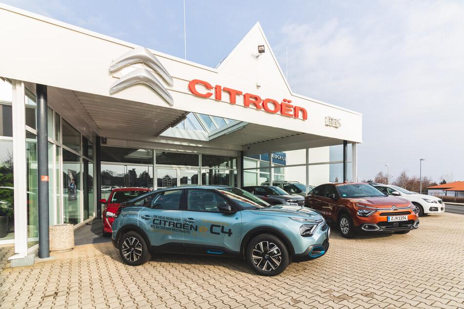 Zwickauer Autohaus gibt neuen Citroën für zwei Tage kostenlos raus!