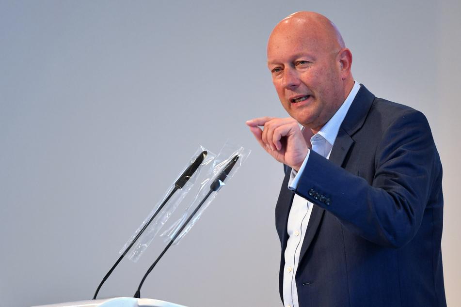 """Ex-Regierungschef Kemmerich mit Ansage: """"Thüringen braucht keine Notbremse"""""""