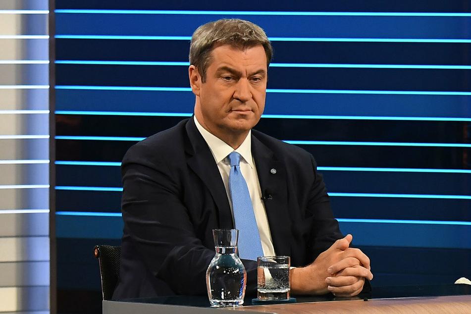 CSU-Chef Markus Söder (54) hat deutliche Worte gegen die AfD und ihren Umgang mit Querdenkern gefunden.