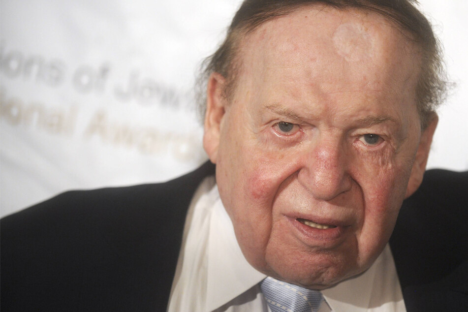 Republican megadonor and casino magnate Sheldon Adelson has died