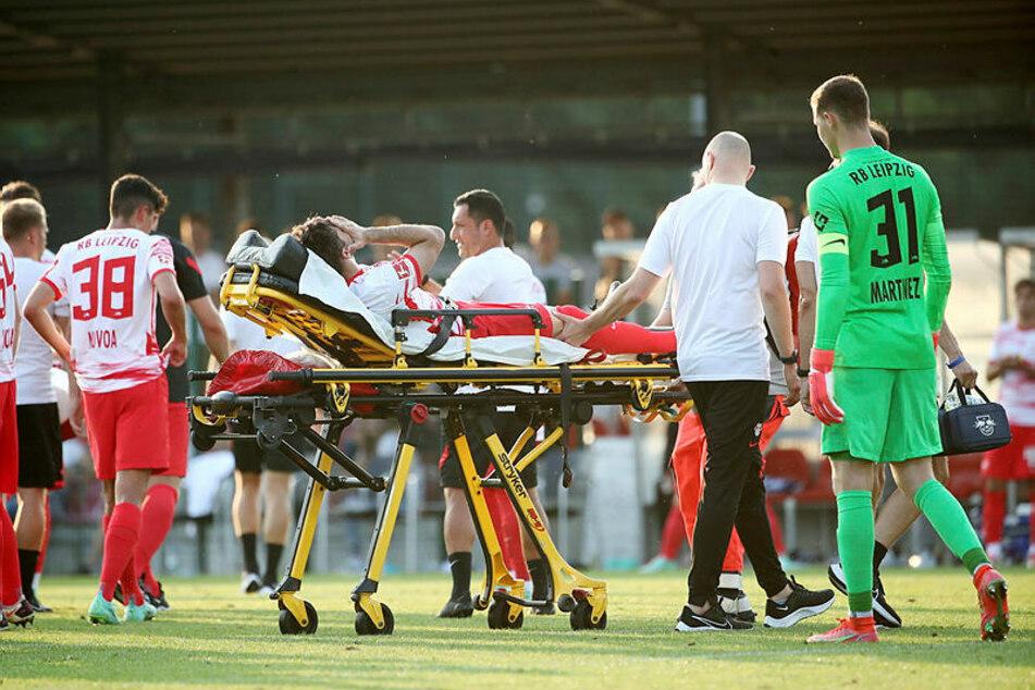 Beim Spiel am Freitagabend gegen Montpellier HSC (1:2) verletzte sich Saracchi. Die Diagnose: Kreuzbandriss.