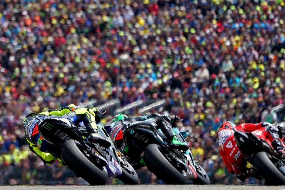 Dem MotoGP auf dem Sachsenring droht die Verschiebung.