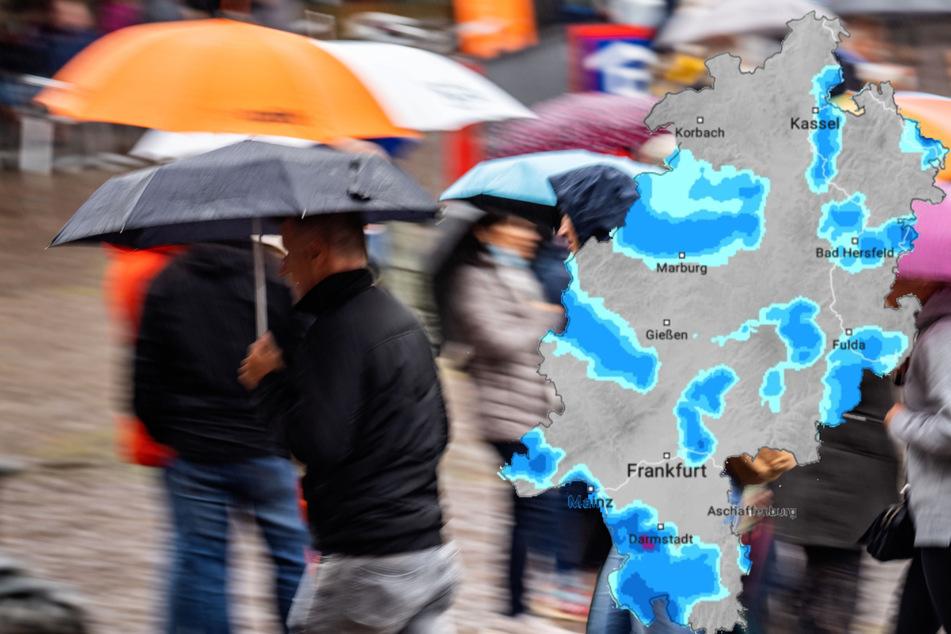 Spätsommer ade: Ab Donnerstag Regen und Gewitter in Hessen