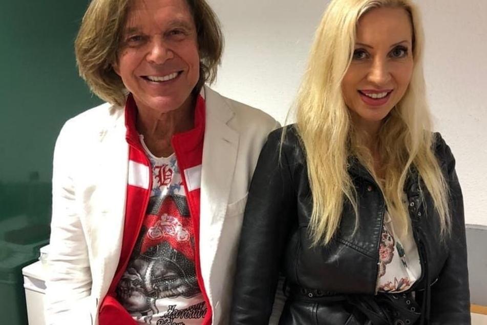 Jürgen Drews (75) und Ramona Drews (46) kennen sich schon seit fast dreißig Jahren.