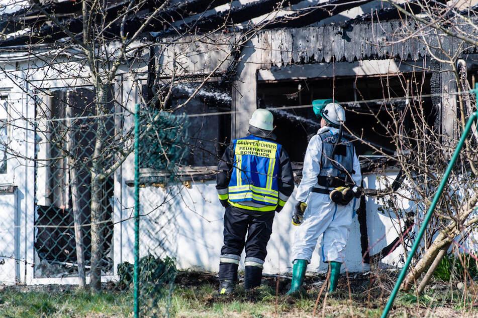 Vater und Sohn sterben bei Hausbrand: Zwei weitere Kinder erliegen Verletzungen im Krankenhaus