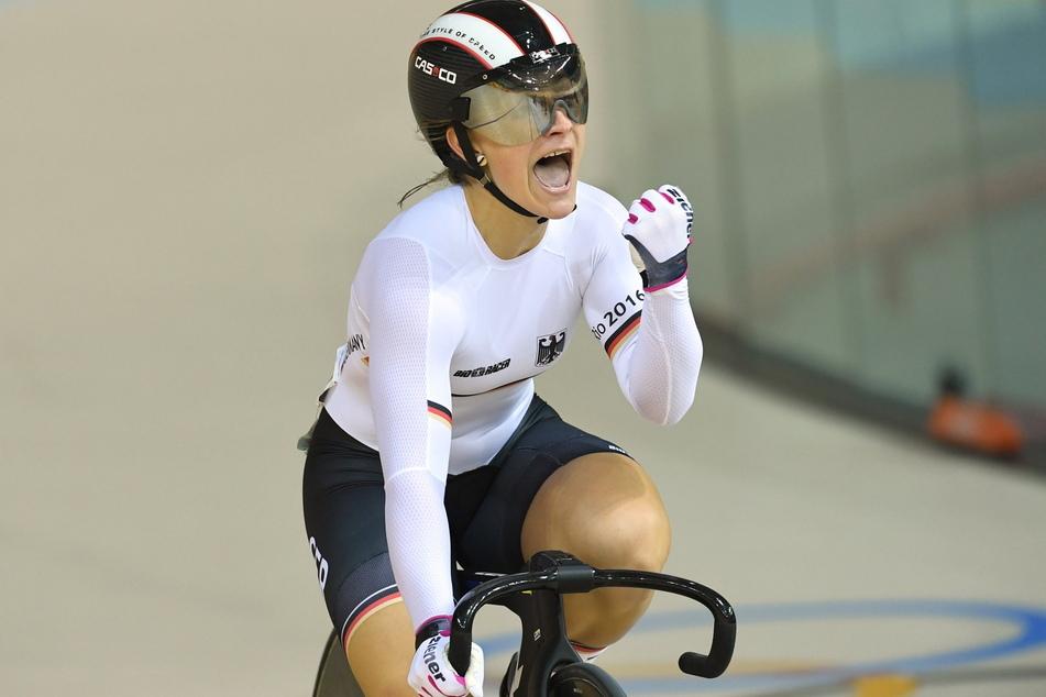 Bis kurz vor ihrem Unfall errang Kristina Vogel (30) 21 nationale Titel und galt als absolute Größe im Bahnradsport. (Archiv)