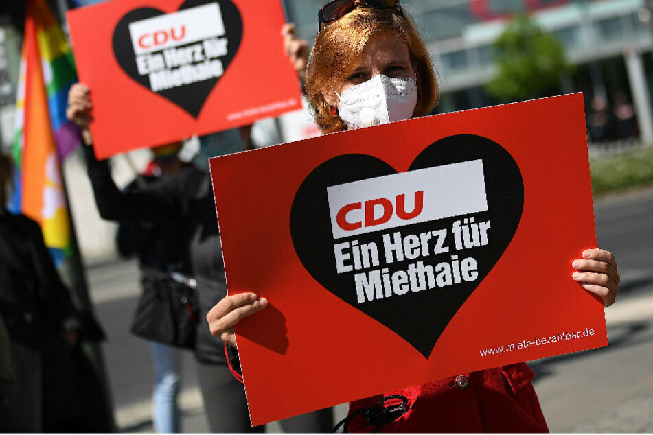 Mietendeckel in Berlin: CDU und FDP reichen Verfassungsklage ein