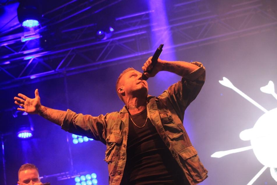 Das Konzert von Rapper Kontra K am Dienstag fällt aus.