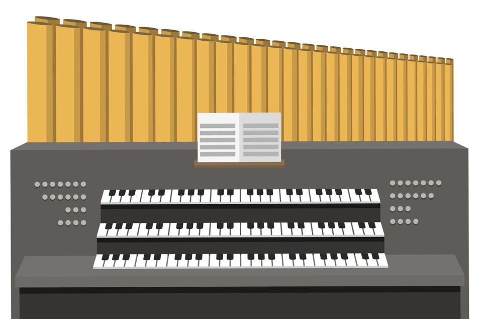 Sonntags erklingt in der Garnisonskirche ein Konzert auf der Orgel.