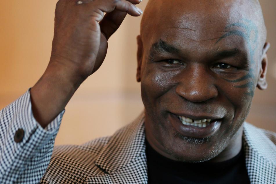 "Offiziell: ""Iron Mike"" Tyson kehrt in den Ring zurück"