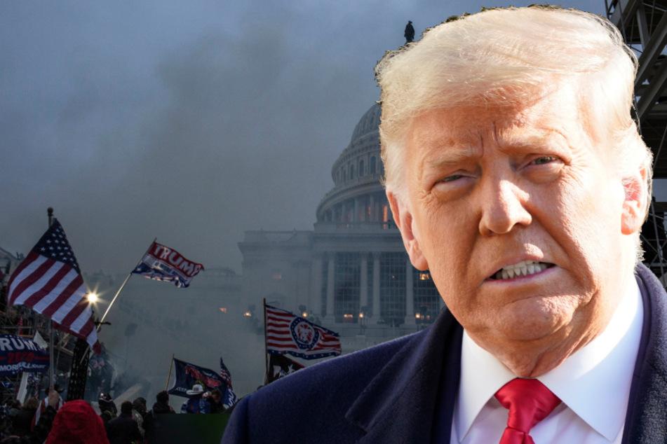 """Trump verteidigt Rede vor Anhängern: """"Völlig angemessen"""""""
