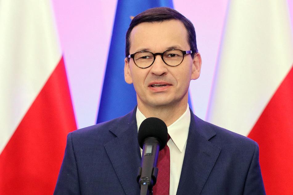 Mateusz Morawiecki, Ministerpräsident von Polen.