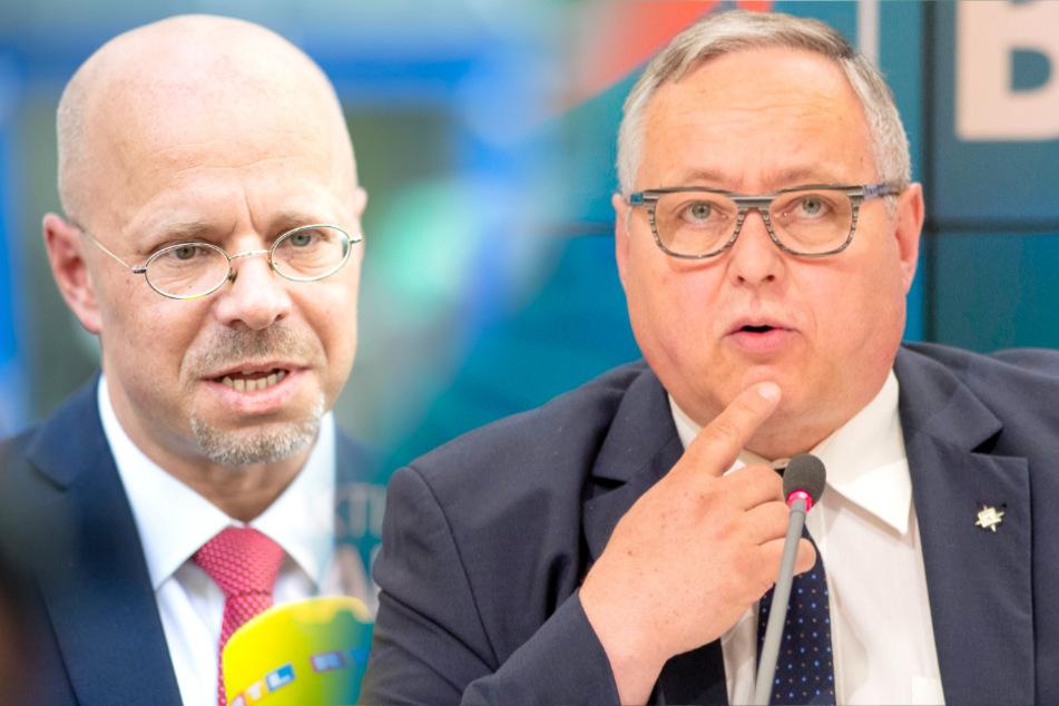 """""""Stehen wieder vor einem Scherbenhaufen"""": AfD-Fraktionsvize fordert Sondersitzung!"""