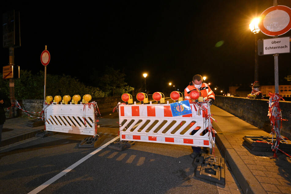Die Grenze zu Luxemburg ist seit Mitte Mai wieder geöffnet.