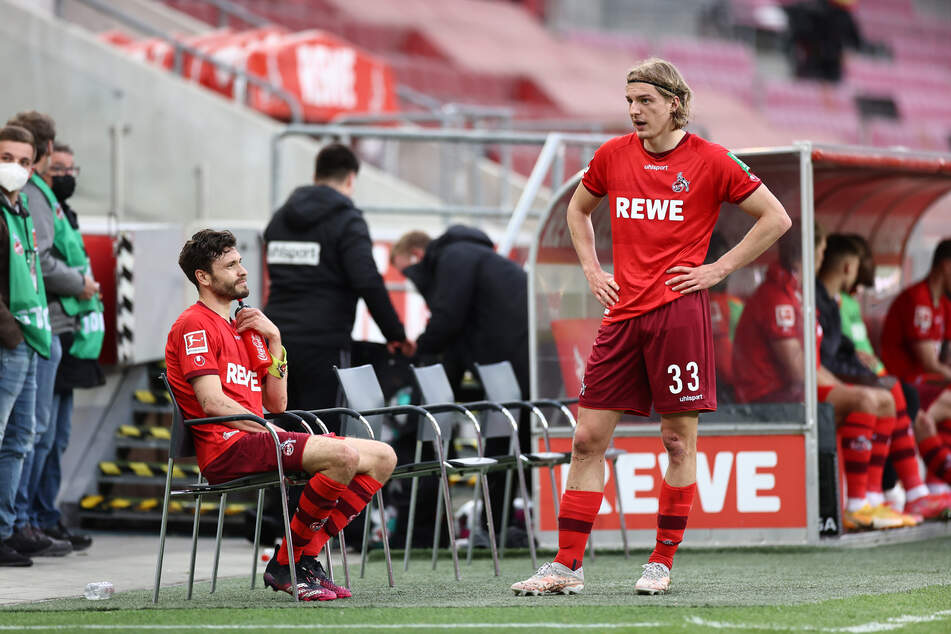 Sebastiaan Bornauw (22) gilt in der Startelf des 1. FC Köln als gesetzt. Der Däne könnte den Verein aber in diesem Sommer in Richtung Wolfsburg verlassen.