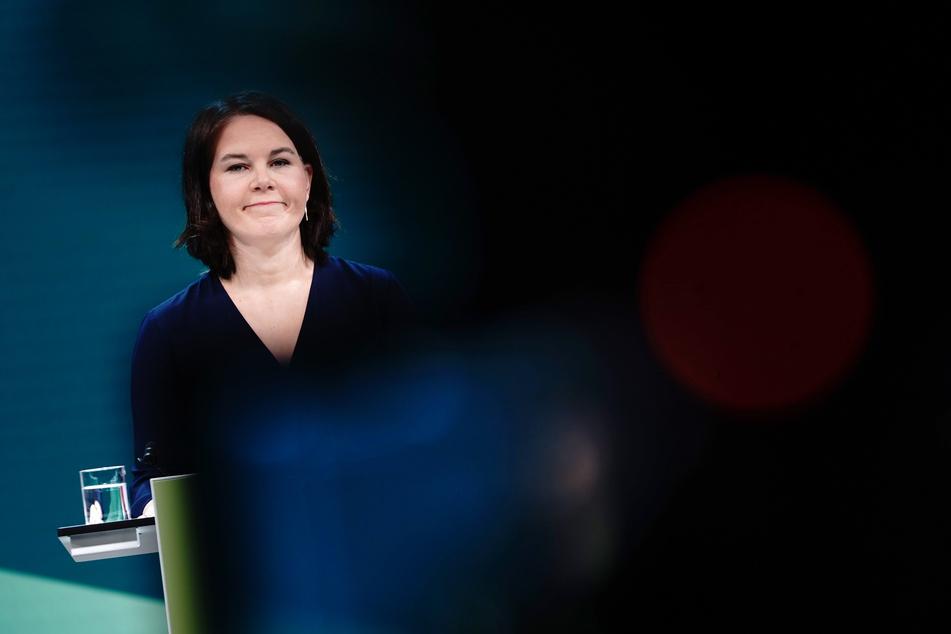 Möchte den Klimawandel gerne stoppen: Grünen-Kanzlerkandidatin Annalena Baerbock (40).
