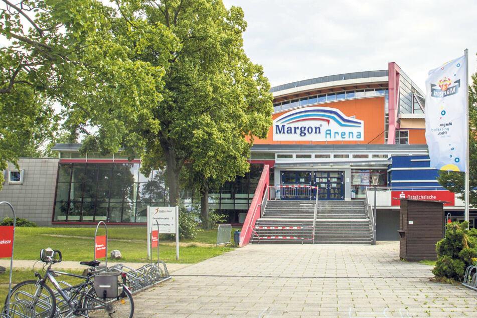 Margon Arena droht der Total-Abriss