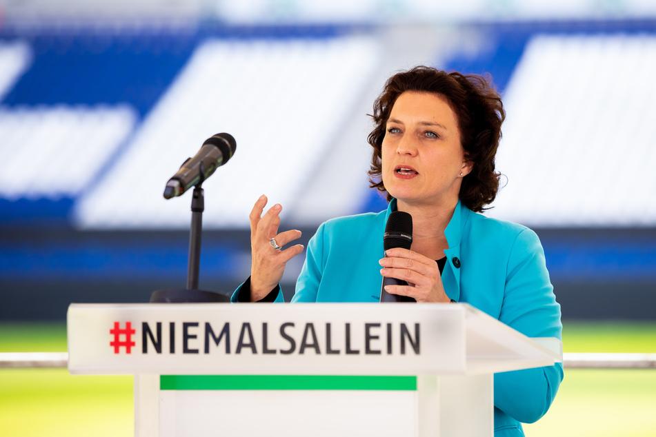 Carola Reimann (SPD), Ministerin für Soziales, Gesundheit und Gleichstellung in Niedersachsen.