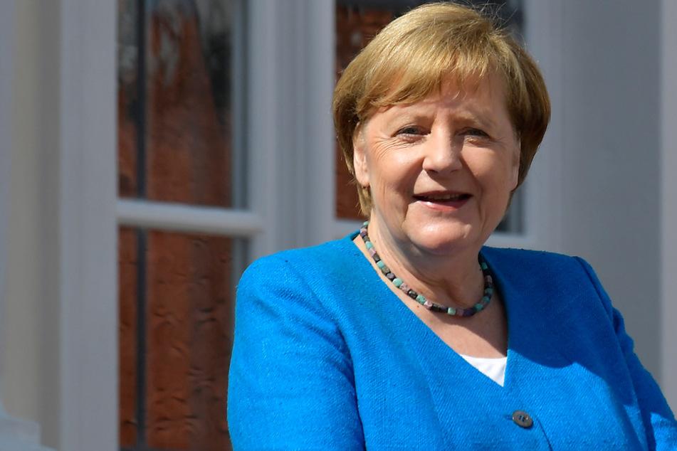Premiere dank Söder: Merkel reist zu Kabinettssitzung am Chiemsee