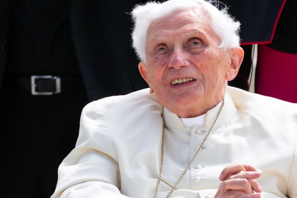 Rekord! Ex-Papst Benedikt sorgt für Alters-Höchstleistung