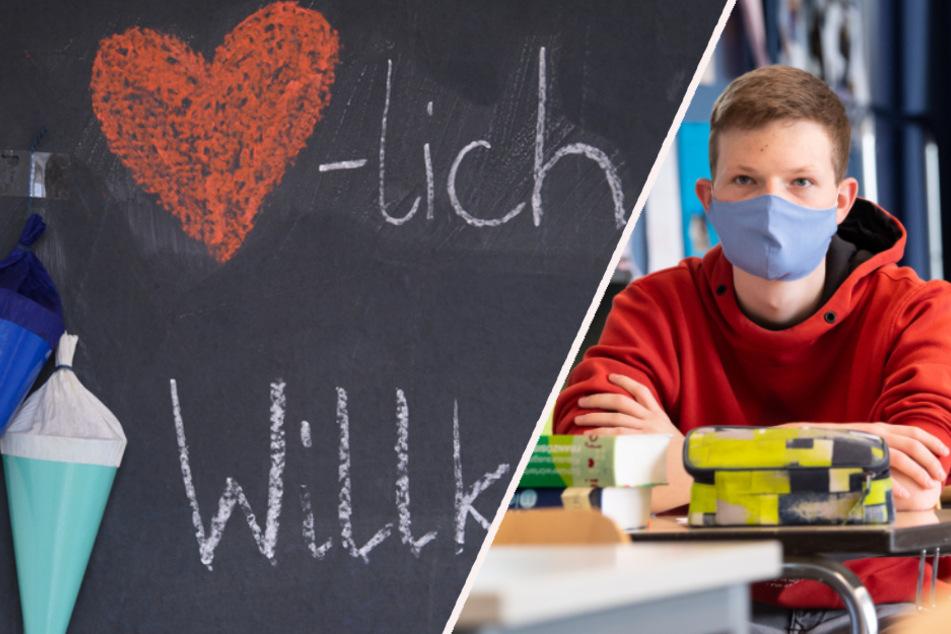 Masken, Lüften und Abstand halten: So geht das neue Schuljahr in Bayern los