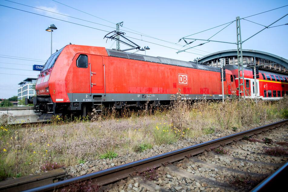Aktuell fahren die Züge der Deutschen Bahn. Ob das Unternehmen weitere Streiks der Lokführer verhindern kann? (Symbolbild)