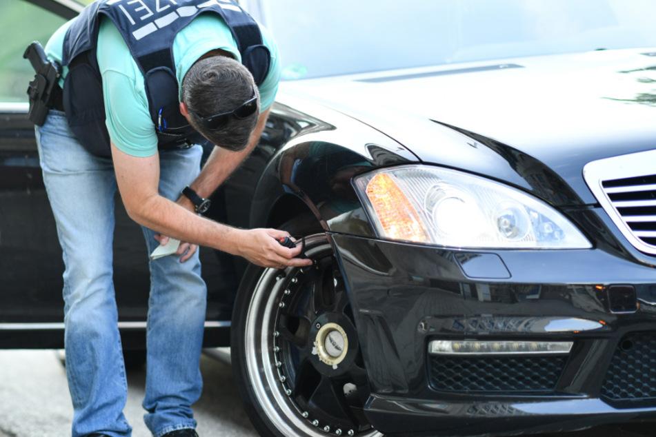 Mannheimer Polizei gehen Auto-Poser ins Netz