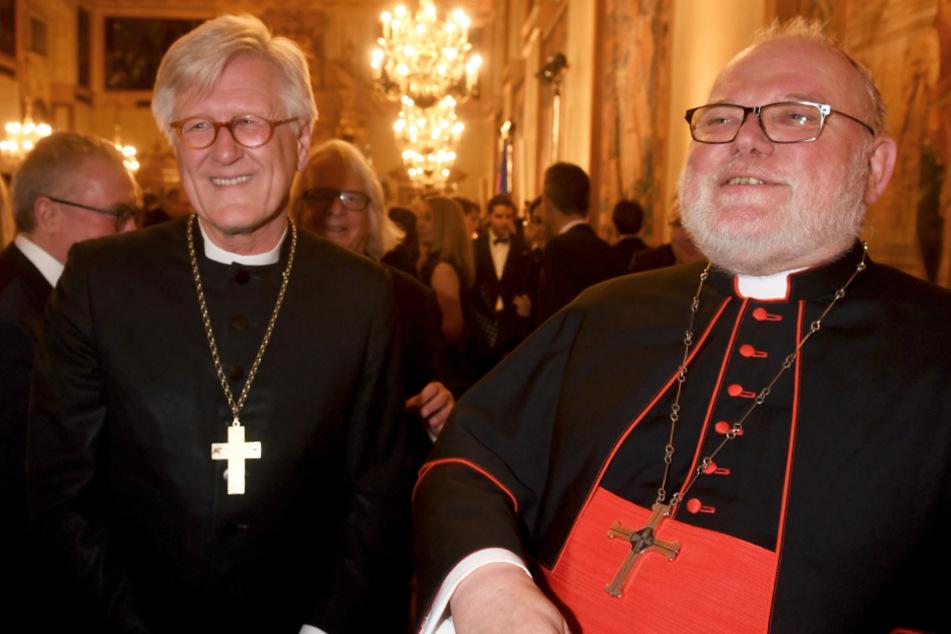 Friedenspreis für Reinhard Marx und Heinrich Bedford-Strohm