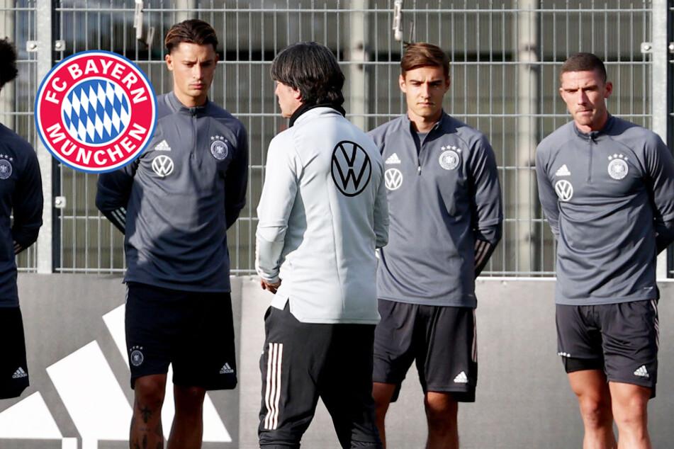 FC Bayern muss aufrüsten: Kommt Nationalspieler im Sommer nach München?