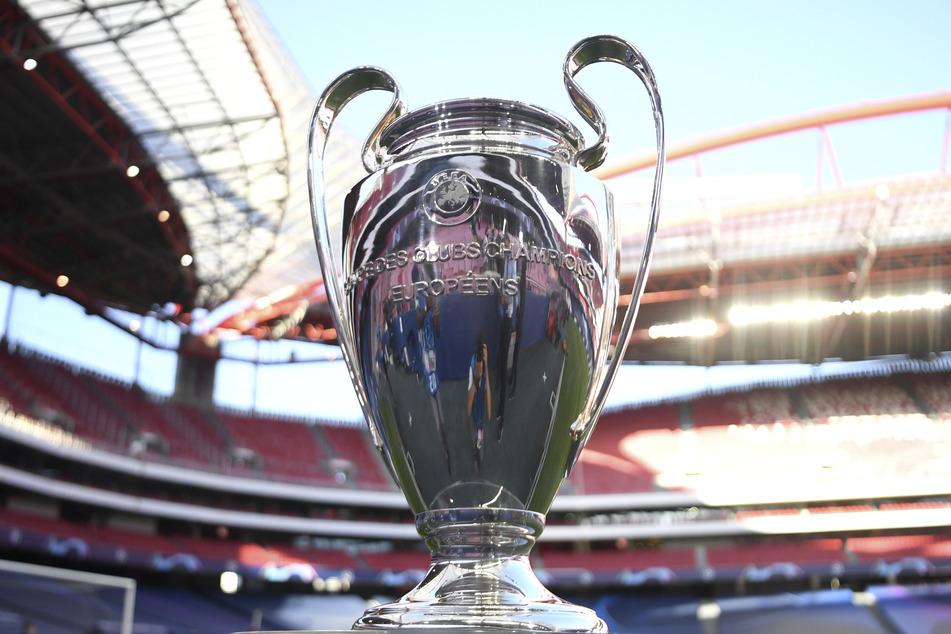 Der Henkelpott wird am Sonntagabend in den Lissabonner Nachthimmel gereckt - jedoch nicht von RB Leipzig.
