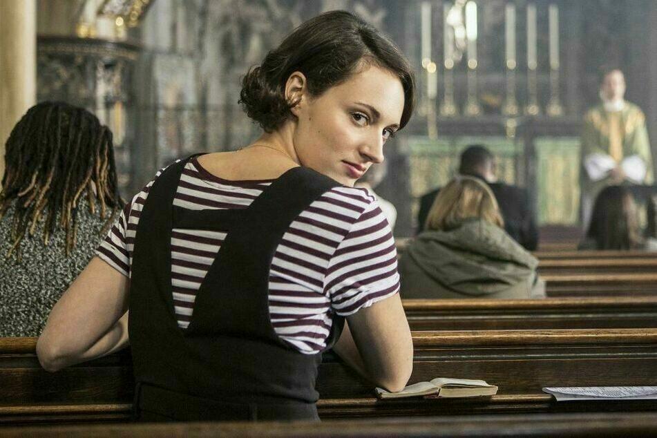 "Phoebe Waller-Bridge (35) im Erfolgs-Hit ""Fleabag""."