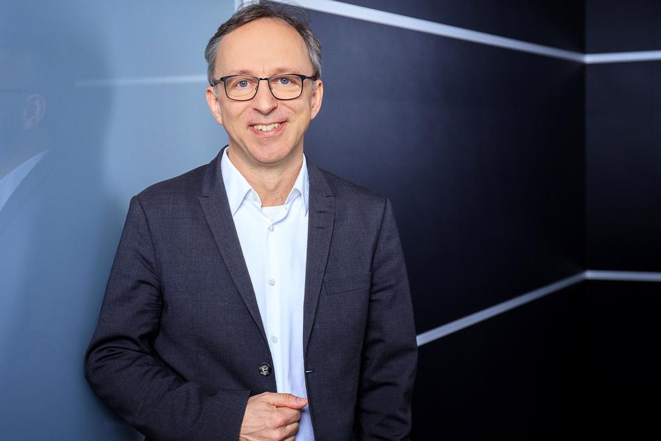Arbeitete auch schon als Biochemiker bei Beiersdorf und entwickelte Nivea-Produkte: Dr. Oliver Scheel (53), Geschäftsführer der Apologistics Gruppe in Markkleeberg.