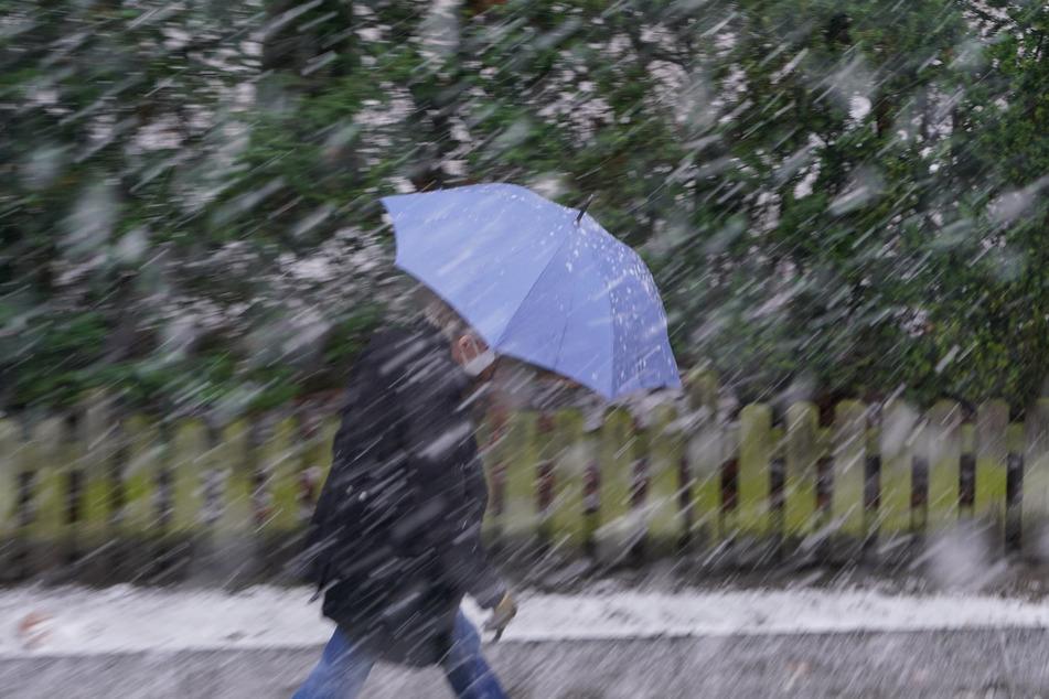 Am Wochenende schneit es in NRW, aber bleibt auch in Köln was liegen?