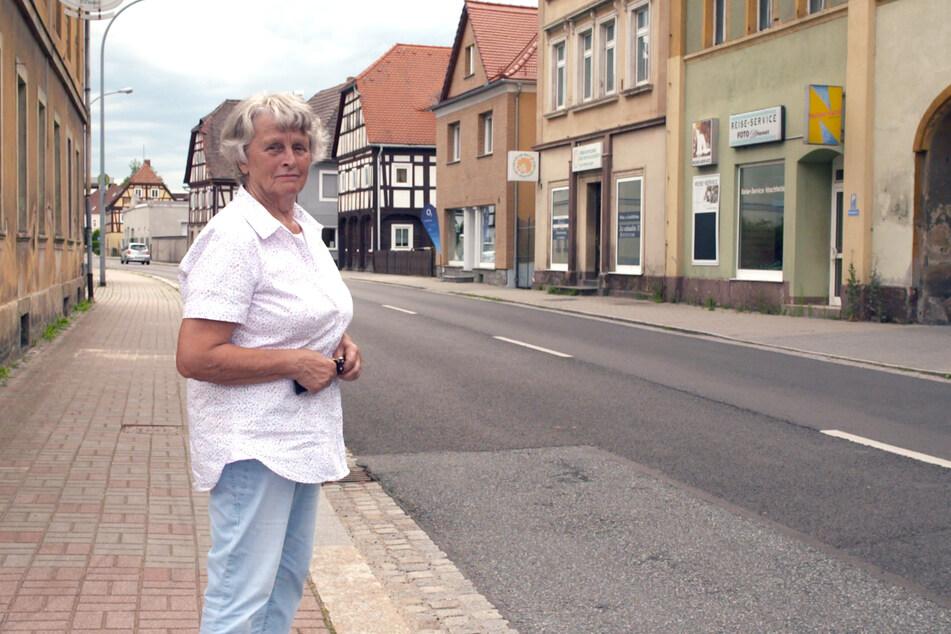 """Helga Förster ist eine der zehn """"Ossis"""", die ihre eigene Geschichte im Film """"Wir Ostdeutsche"""" erzählen."""
