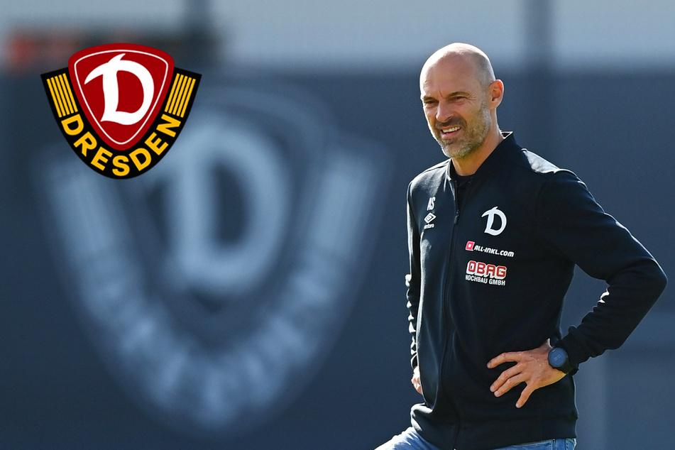 """Dynamo setzt auf Power, Kameradschaft und Vertrauen! Schmidt: """"Nur so können wir bestehen"""""""