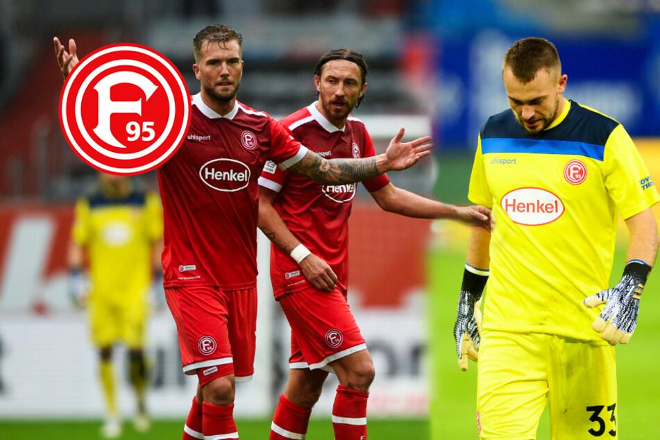 Fortuna Düsseldorf in der Krise! Ab- statt Aufstiegskampf nach blutleerem Auftritt bei 96