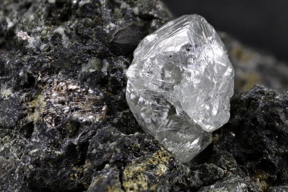 Im Volkshaus Thum findet eine Mineralien-Börse statt.