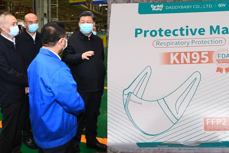 Mundschutz mit Mängeln: EU ruft mehrere Atemschutzmasken zurück