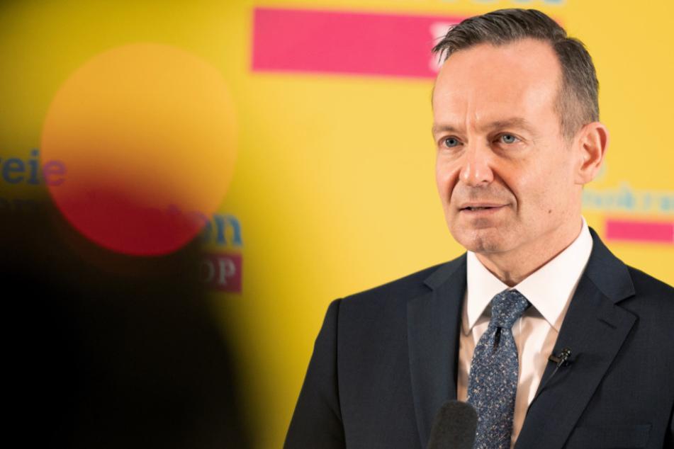 "FDP-Generalsekretär Wissing greift Regierung scharf an: ""Massive Eingriffe in Privatsphäre"""