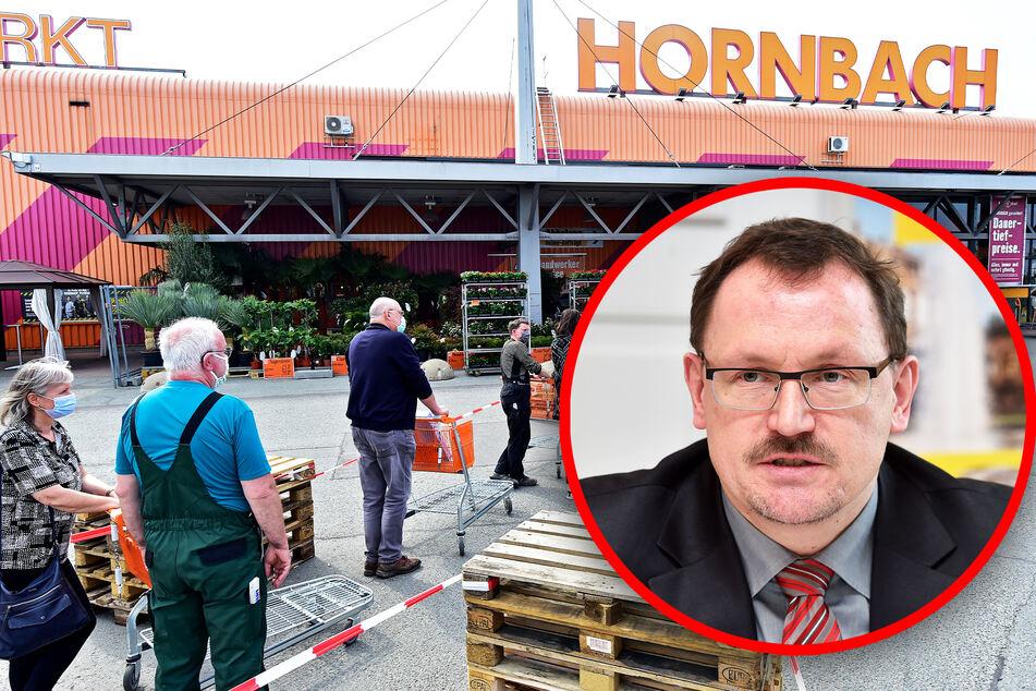 IHK fordert: Macht auch in Sachsen die Baumärkte und Blumenläden auf!