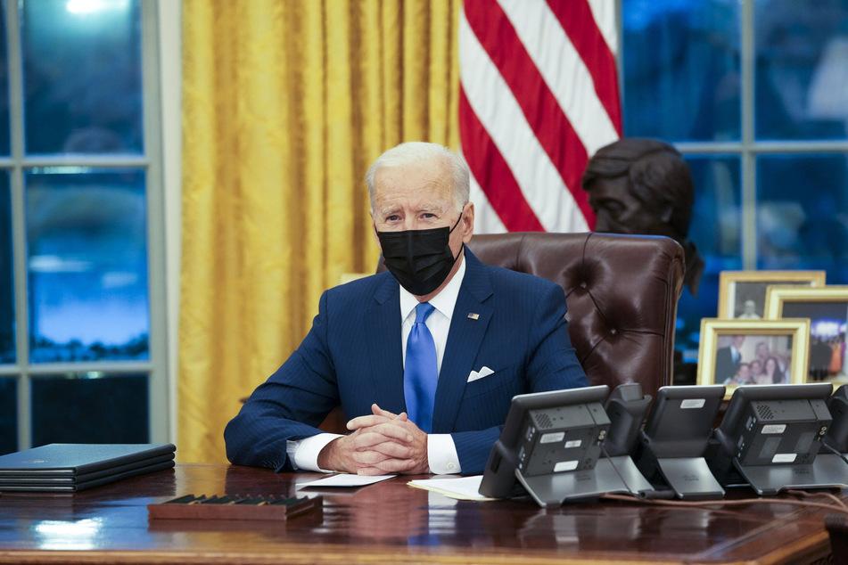 President Joe Biden has promised to undo many of Donald Trump's hard-line policies against immigrants.