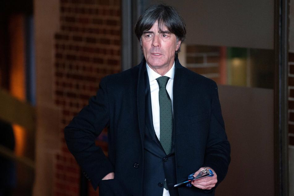 Ungewollte Zwangspause für Bundestrainer Jogi Löw (60).
