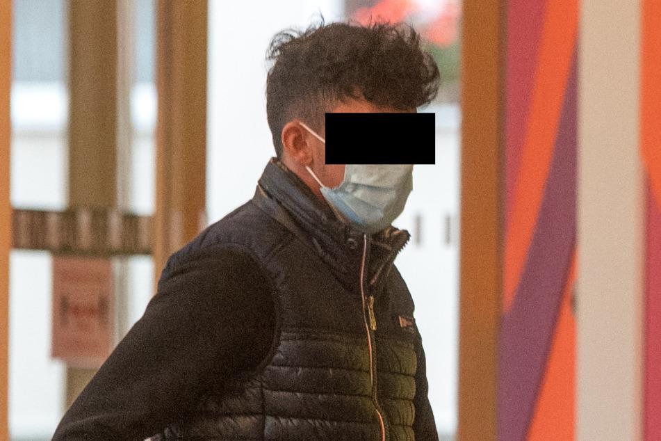 Hat Saoud A. (20) eine Teenagerin brutal vergewaltigt?